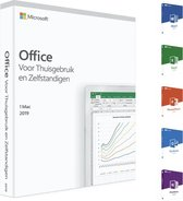 Microsoft Office 2019 Home and Business - Eenmalig