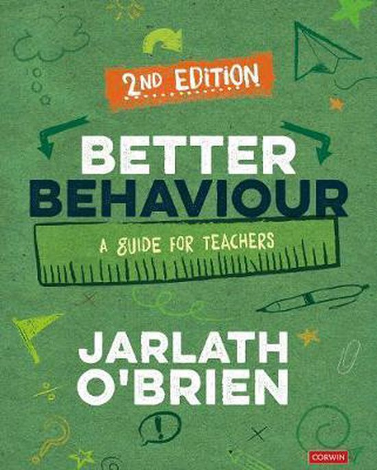 Boek cover Better Behaviour van Jarlath O′Brien (Hardcover)
