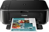 Canon Pixma MG3650S - Zwart (WIFI Printer) + Cartridges: Zwartwit & Kleur