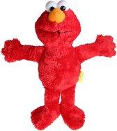 Sesamstraat Pluche Knuffel Elmo (Rood) 40 cm   Elmo Plush Toy   Elmo & Cookie Monster Peluche Knuffel   Sesamstraat Elmo Pluche Knuffel   Knuffel voor kinderen   Speelgoed voor kinderen Koekiemonster & Elmo 40cm