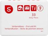 Smartwares EHBO1 Verbanddoos - Verbandtrommel-35-delig