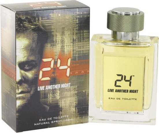 24 Live Another Night by ScentStory 100 ml - Eau De Toilette Spray