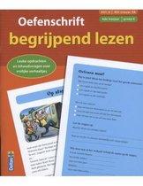 Boek cover Oefenschrift begrijpend lezen Groep 6 4de leerjaar van Moniek Vermeulen (Paperback)
