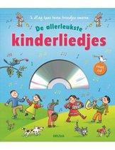 Boek cover De allerleukste kinderliedjes van Deltas