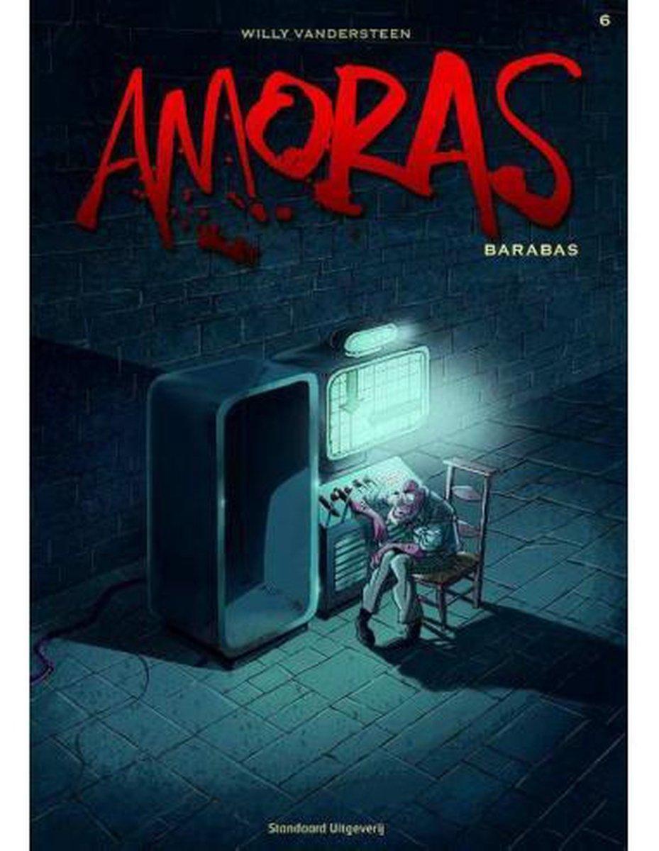 Amoras 06 -   Barabas - Willy Vandersteen