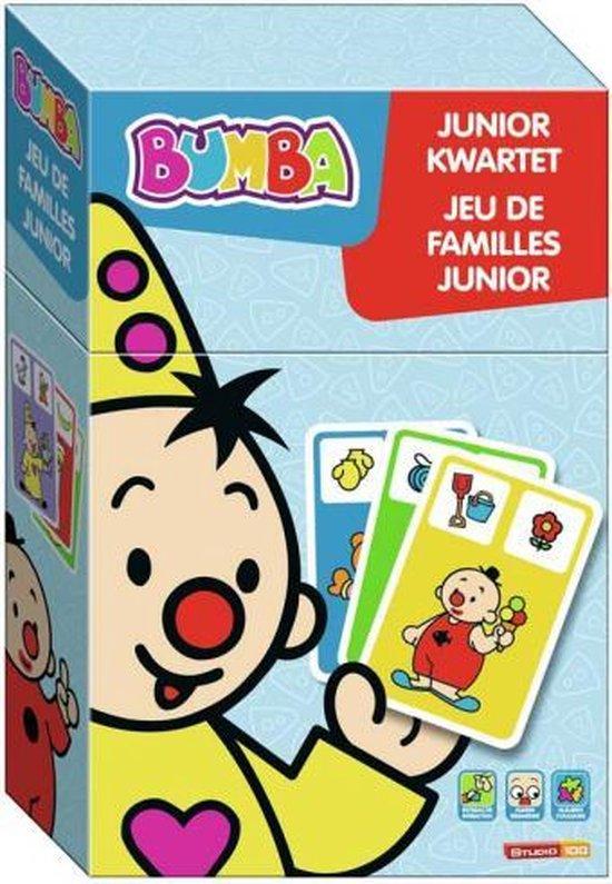 Thumbnail van een extra afbeelding van het spel Studio 100 Kwartet Bumba Junior Nl-fr