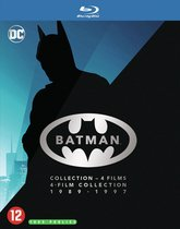 Batman 1-4 Collection (Blu-ray) (Frans)