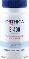 Orthica E-400+ (vitaminen) - 60 Mini Softgels