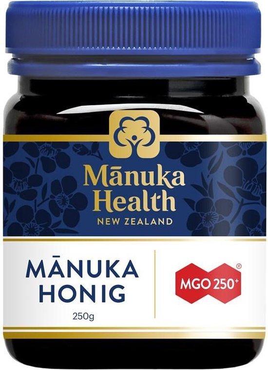 Manuka Health Manuka honing MGO 250+ - 250 gram
