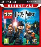 LEGO Harry Potter jaren 1-4 - Playstation 3