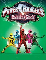 Power Rangers Coloring Book