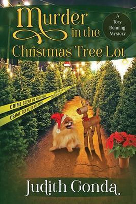 Murder in the Christmas Tree Lot