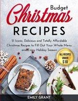 Budget Christmas Recipes