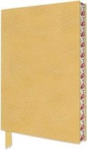Gold Artisan Notebook (Flame Tree Journals)