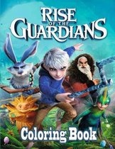 Rise Of The Guardians Coloring Book