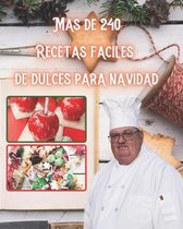 mas de 240 recetas faciles de dulces para navidad