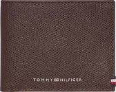 Tommy Hilfiger - Business mini cc wallet - men - chestnut
