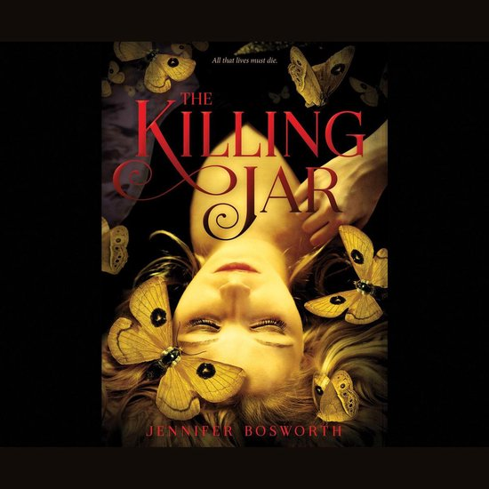 Boek cover The Killing Jar van Jennifer Bosworth (Onbekend)