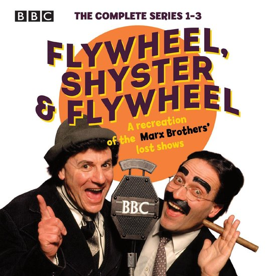 Boek cover Flywheel, Shyster and Flywheel: The Complete Series 1-3 van Nat Perrin (Onbekend)