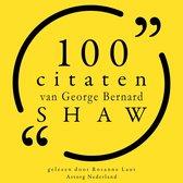 100 citaten van George Bernard Shaw
