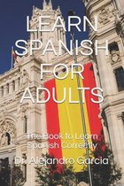 Learn Spanish for Adults