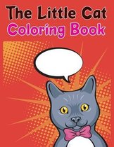The Little Cat Coloring Book