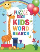 Puzzle Book Kids Word Search