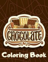 Chocolate Coloring Book