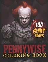 Pennywise Coloring Book