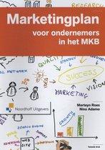 Boek cover Ondernemerschap in de praktijk  -   Marketingplan voor ondernemers in het MKB van Marteyn Roes