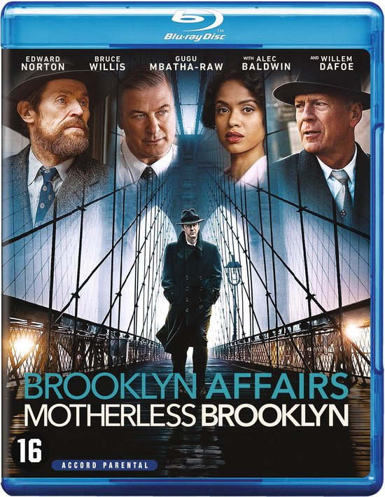 Motherless Brooklyn (Blu-ray)