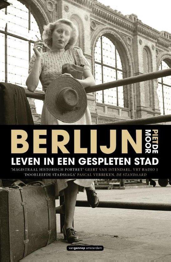 Boek cover Berlijn van Piet de Moor (Paperback)