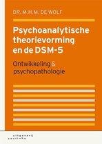 Psychoanalytische theorievorming en de DSM-5