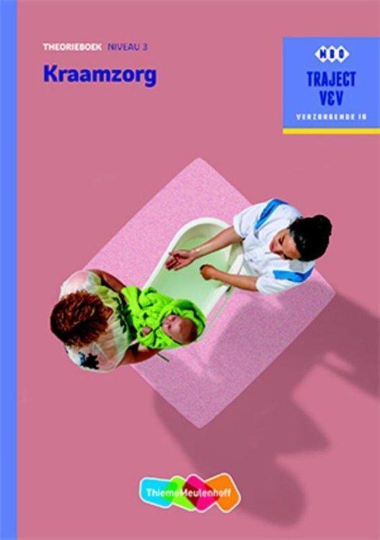 Traject V&V Verzorgende IG - Kraamzorg Niveau 3 Theorieboek