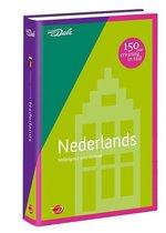 Boek cover Van Dale middelgroot woordenboek  -   Van Dale middelgroot woordenboek Nederlands van  (Paperback)