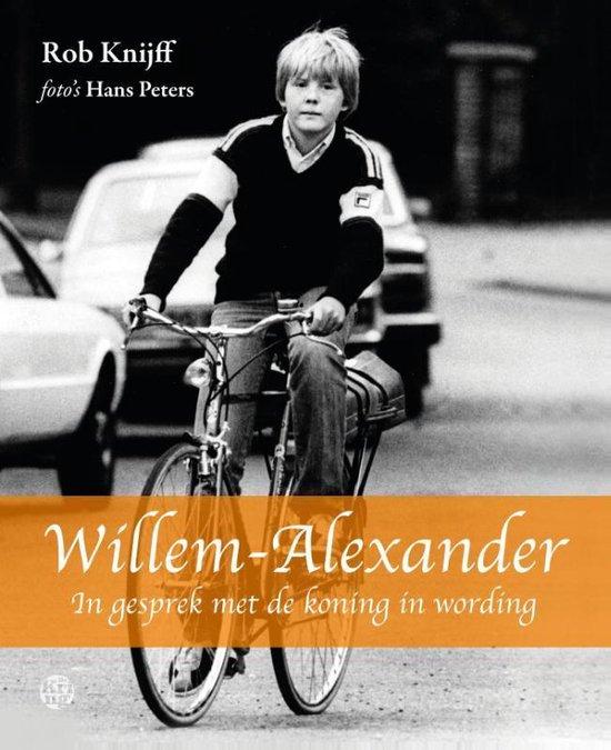 Boek cover Willem-Alexander van Rob Knijff (Paperback)