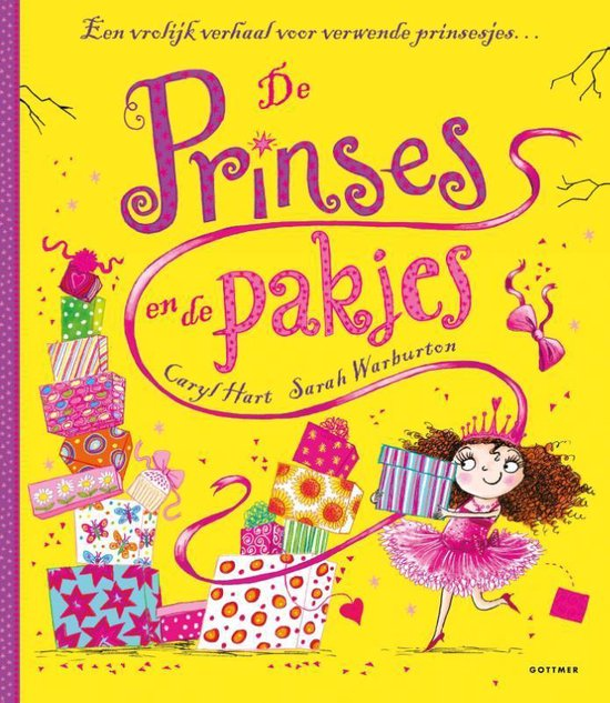 Omslag van De prinses en de pakjes