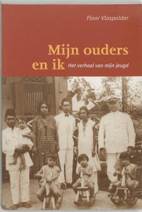 Cover van het boek 'Mijn ouders en ik'