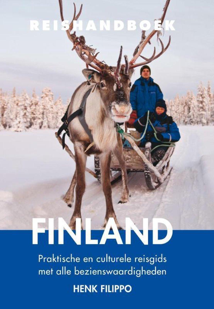 Reishandboek - Reishandboek Finland - Henk Filippo