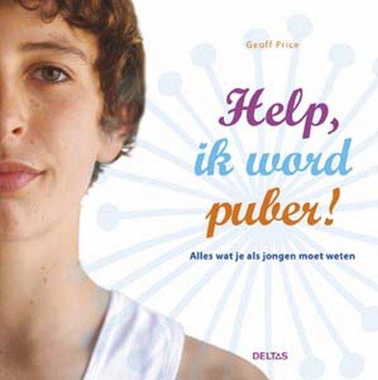 Cover van het boek 'Help, ik word puber !'
