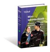 Boek cover Van Dale Miniwoordenboek  -   Van Dale Miniwoordenboek Arabisch van Onbekend