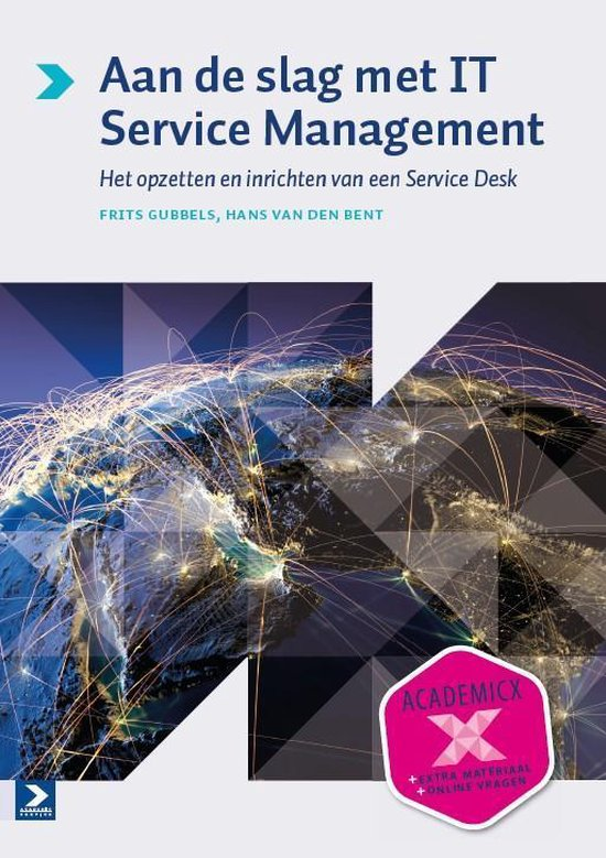 Omslag van Aan de slag met IT-service management
