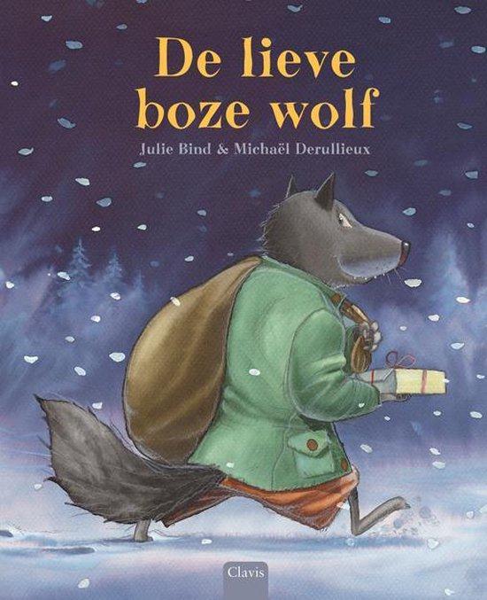 Cover van het boek 'De lieve boze wolf' van Julie Bind