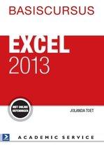 Basiscursussen  -   Basiscursus Excel 2013