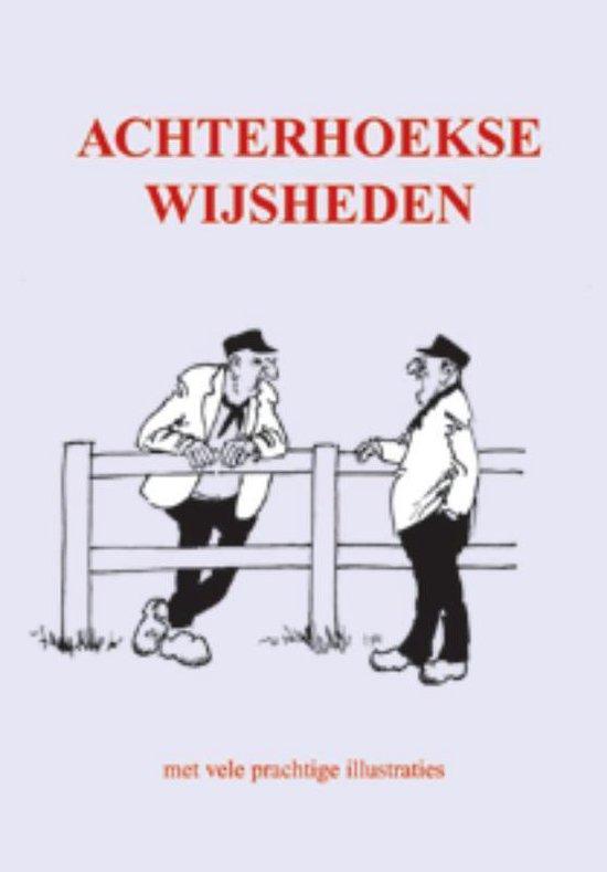 Boek cover Achterhoekse wijsheden van Henk Lettink met illustraties va (Hardcover)