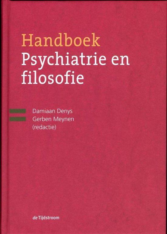 Handboek psychiatrie en filosofie