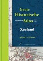 Historische provincie atlassen - Grote Historische Topografische Atlas Zeeland