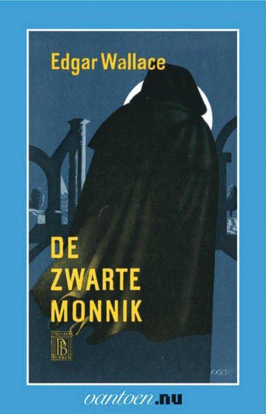 Cover van het boek 'Zwarte monnik'