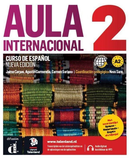 Aula int. 2 Nueva edición A2 libro del alumno
