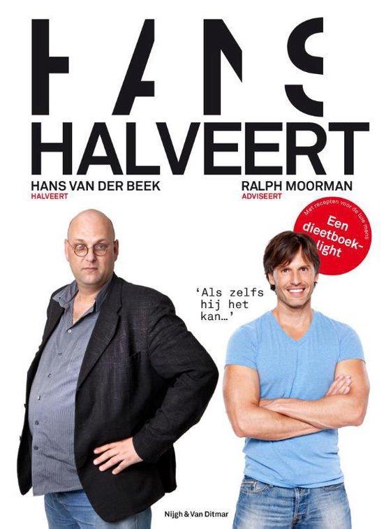 Boek cover Hans halveert van Hans van der Beek (Paperback)